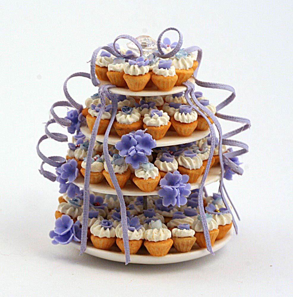 pictures of cupcake wedding
