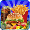 Fast Food Maker APK for Bluestacks