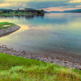 by JERry RYan - Landscapes Waterscapes