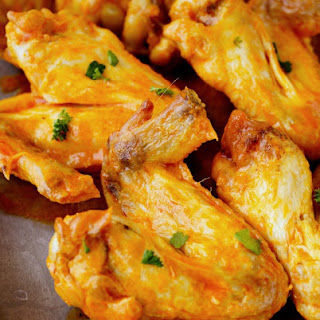 3 Ingredient Buffalo Chicken Wings