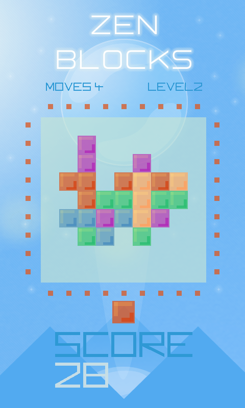 Zen Blocks: Pro Puzzle Edition Screenshot 4