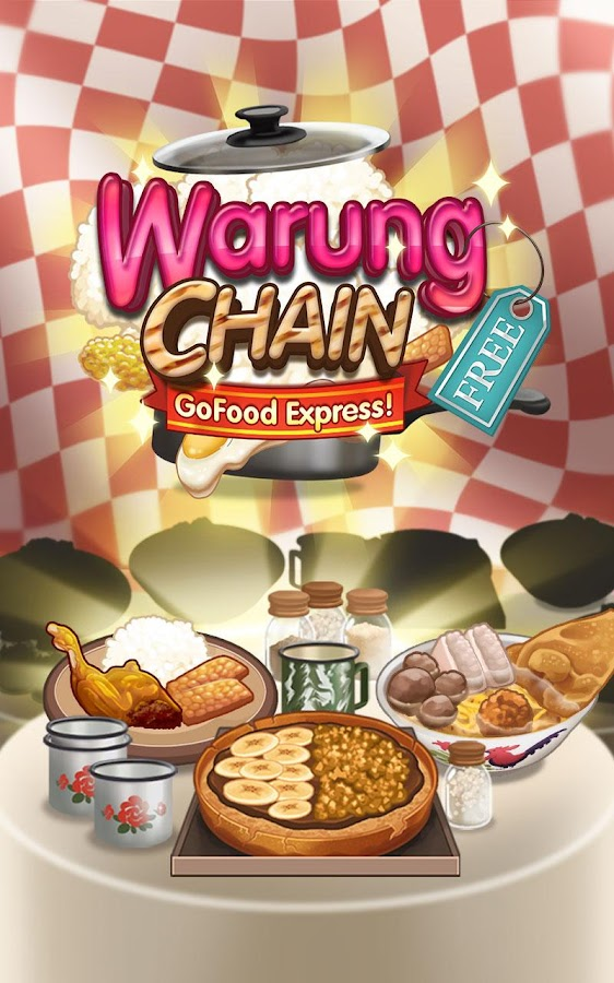 Warung Chain: Go Food Express Screenshot 13