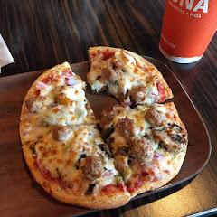 Supremo pizza 🍽👍🏻