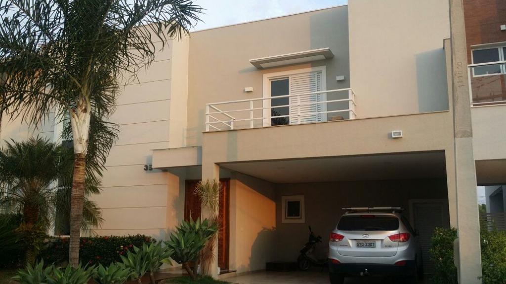 Casa residencial à venda, Residencial Beira da Mata, Indaiatuba.