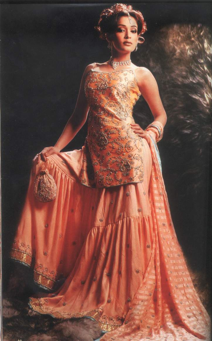 arabic bridal dresses
