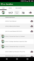 Screenshot of Boston Celtics