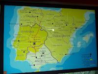 La Vía Romana permitía a las legiones desplazarse de norte a sur de la península, pasando por la capital Augusta Emerita (actual Mérida)