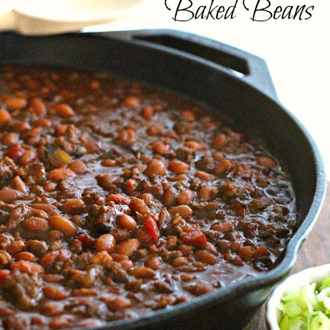 Southern Barbecue Baked Beans
