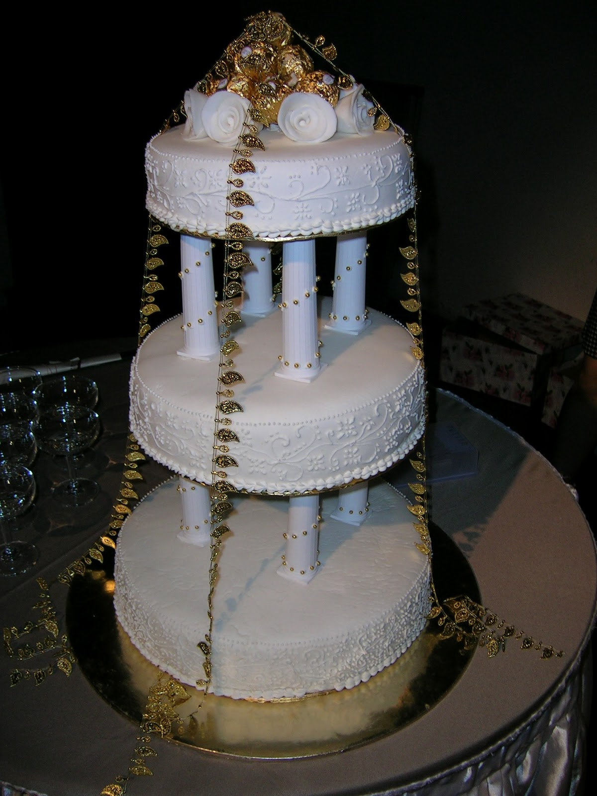 wedding cakes remind me of