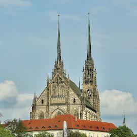 Petrov, Brno, CZ by Pavel Vysoglad - Buildings & Architecture Public & Historical
