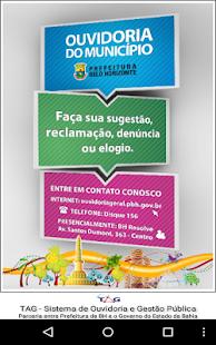 App TAG - Ouvidoria Belo Horizonte APK for Kindle