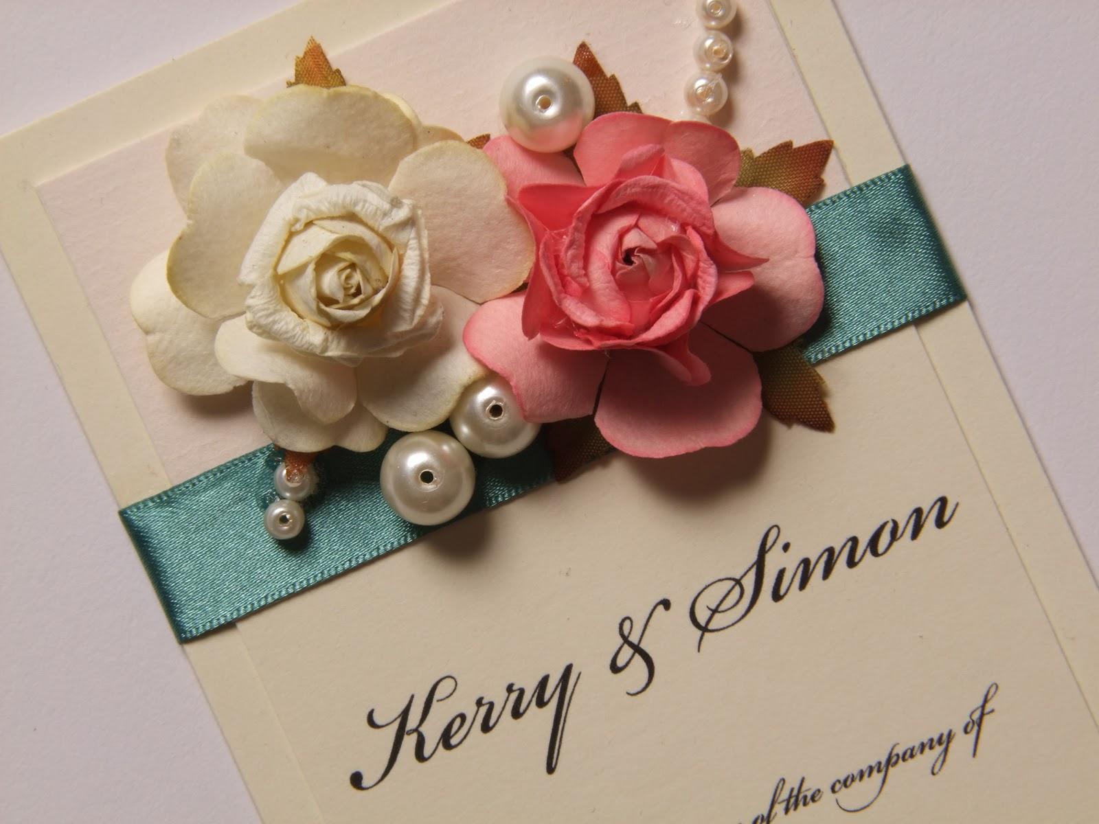 seashell fan wedding program