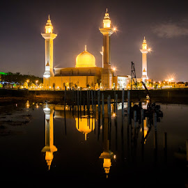 MOSQUE BUKIT JELUTONG by Faizaruddin Abdul Fattah - Buildings & Architecture Places of Worship