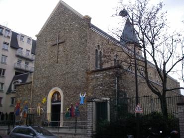 photo de Sainte-Geneviève des Grandes-Carrières (Sainte-Geneviève)