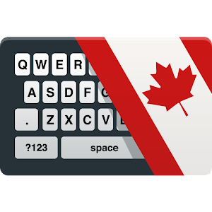 Keyboard for Me - Canada Icon