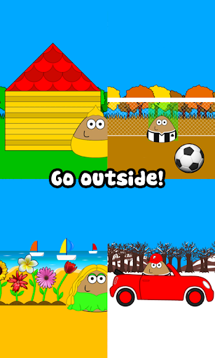 Pou screenshot 4