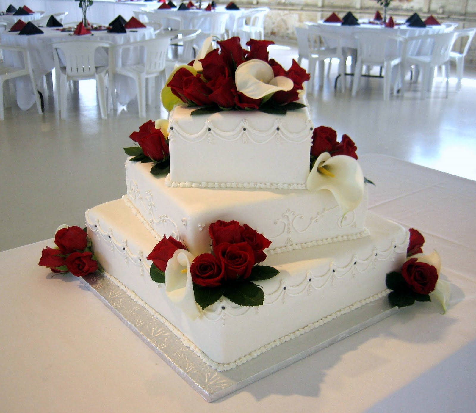 Jevon S Blog Black Red And White Weddings