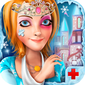 Ice Princess Sugery Simulator