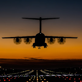A400 t&g by Ollie Kearsey - Transportation Airplanes