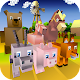 Blocky Animals Simulator - horse, pig and more!