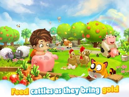 Cube Farm 3D: Harvest Skyland APK baixar