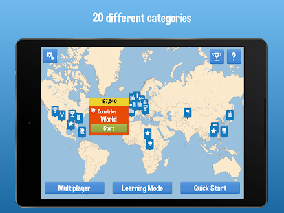 Free Download Where is that? Geography Quiz APK for Blackberry