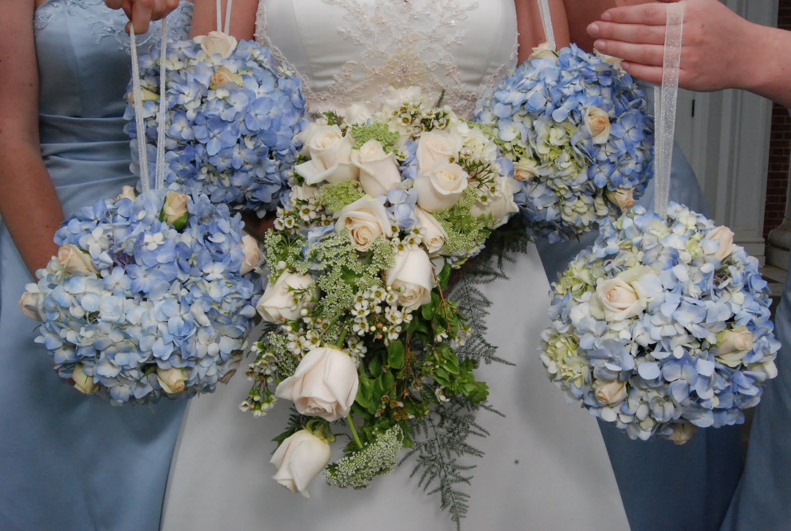 Here are all the bouquets from