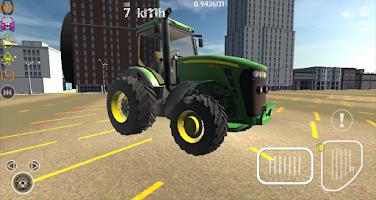 Screenshot of Construction Tractor Driver 3D