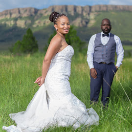 Wedding Couple by Lodewyk W Goosen (LWG Photo) - Wedding Bride & Groom ( wedding photography, wedding photographers, weddings, wedding, brides, bride and groom, bride, groom, bride groom )