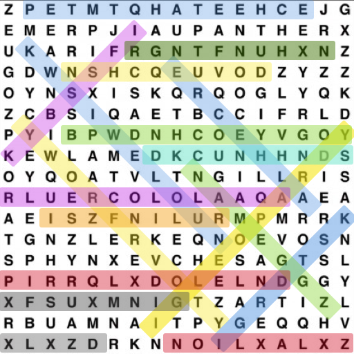 Word Search (game)