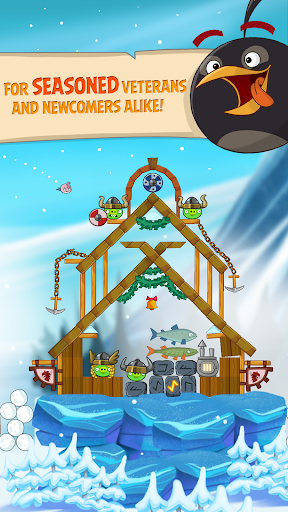 Angry Birds Seasons screenshot 3