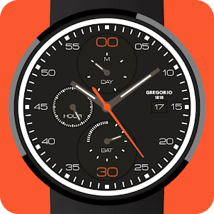 Gregorio - Round Watch Face