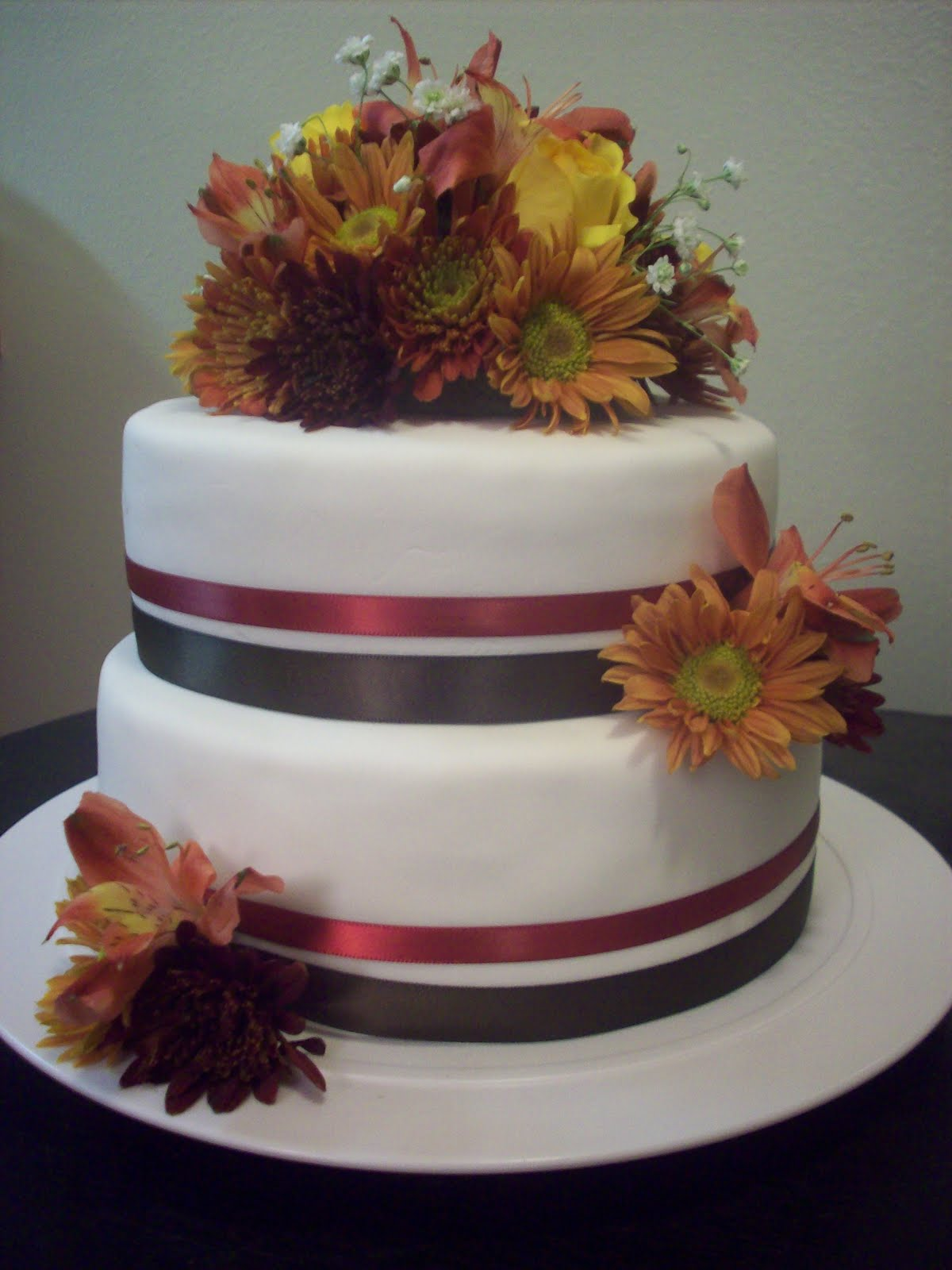 Tony s blog fall wedding cakes