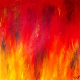 RAVE DANCERS by Zoritza Zozo Wejnfalk - Painting All Painting ( dancers, abstract art, zoritza, wejnfalk )