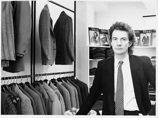 Paul Smith: the Man, the Designer
