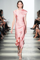 SS14 Runway show for Wes Gordon