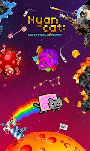Nyan Cat: The Space Journey for pc