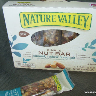 10 Minute Microwave Sweet Potato Pies w/ Nature Valley Simple Nut Bar Topping, gluten-free, grain-free