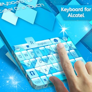 Keyboard for Alcatel One Touch Screenshot