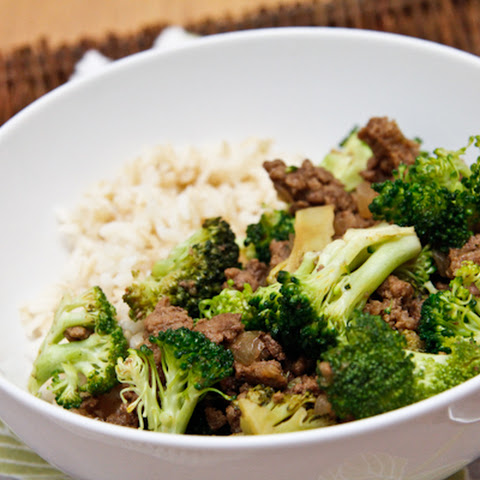 Hamburger Stir Fry
