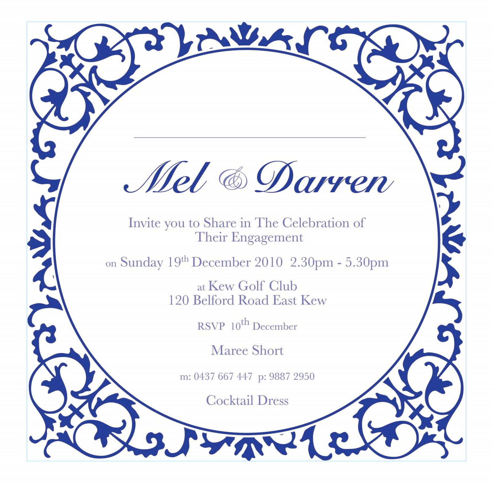 invitation cards designs