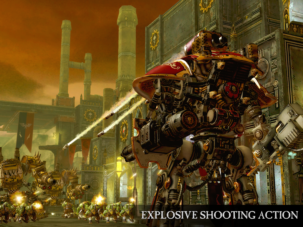 Warhammer 40,000: Freeblade Screenshot 16