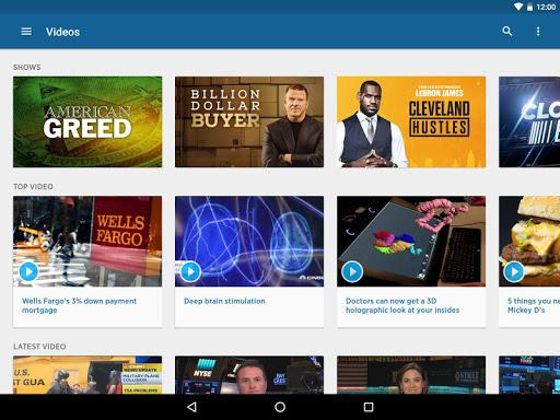 CNBC: Breaking Business News & Live Market Data screenshot 14