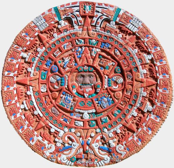 Atzec Stone Calendar