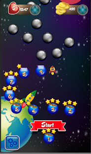Jewel Quest Galaxy - screenshot