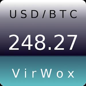 Widget USD/BTC - VirWox For PC / Windows 7/8/10 / Mac – Free Download
