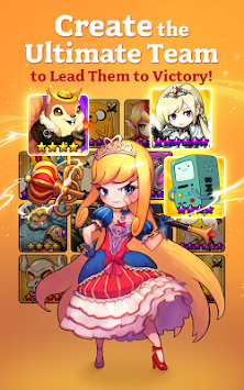 Dungeon Link APK screenshot thumbnail 17
