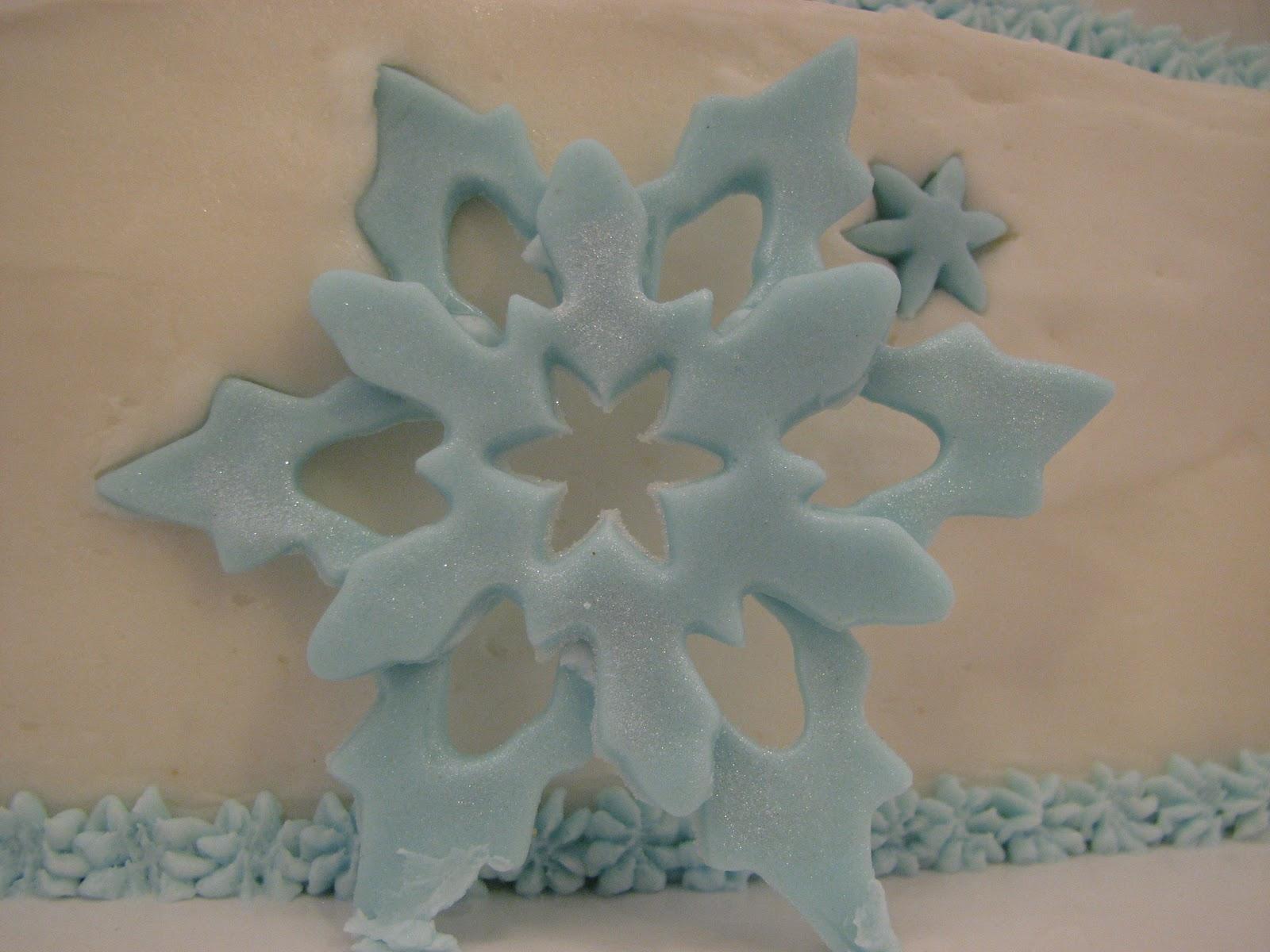 navy blue wedding cake