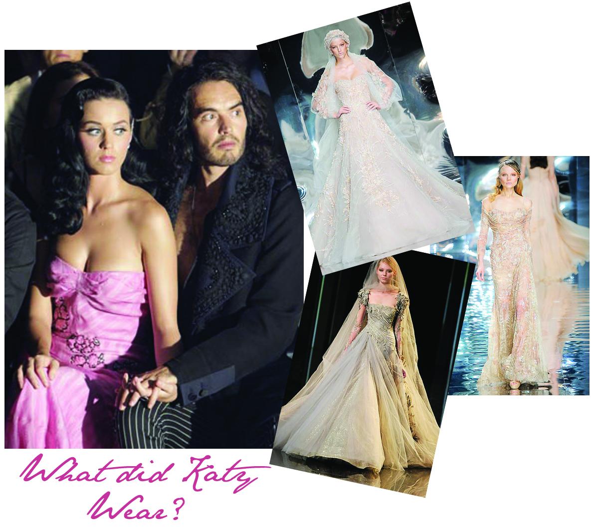 katy perry wedding