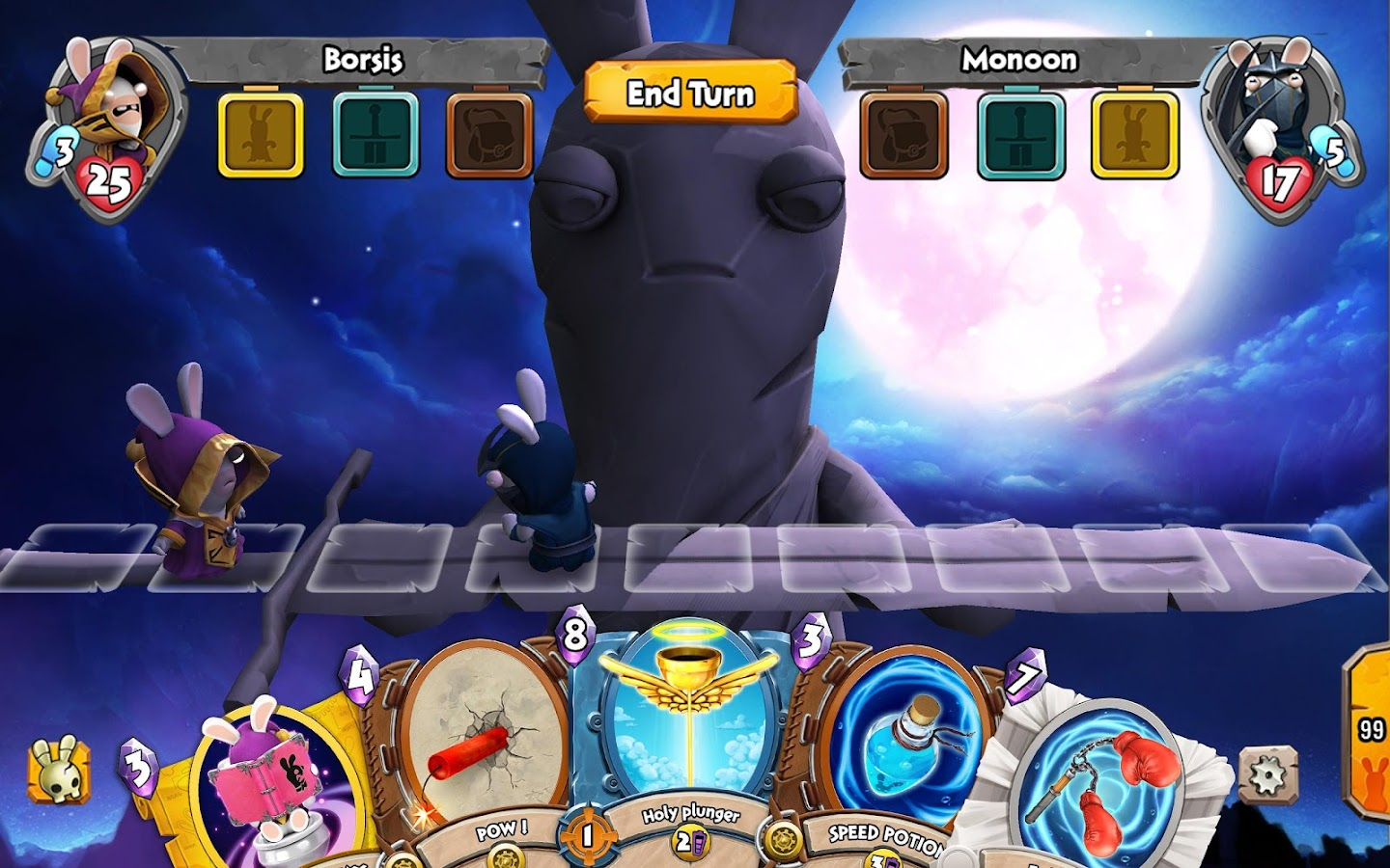 Rabbids Heroes Screenshot 5
